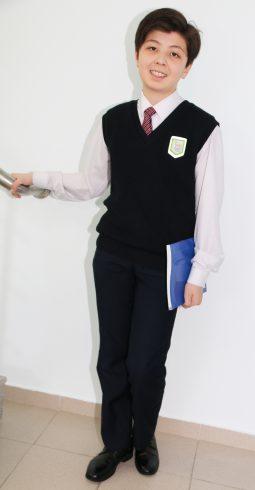NIS Astana PhM - Школьная форма - 916
