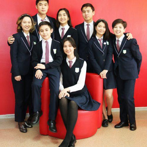 NIS Astana PhM - Школьная форма - 918